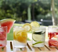 Fruit smoothie recipes, fruit fruit water recipes, fruit infused, detox, diets that work