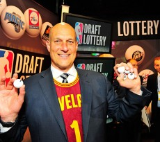 cavaliers nba draft 2014