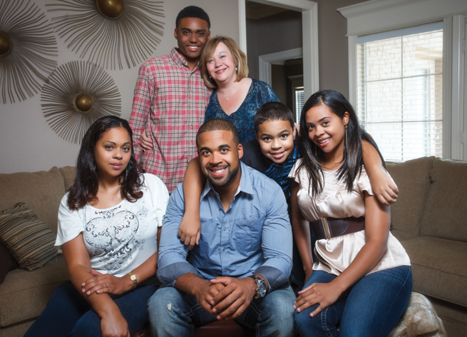 dj-williams-and-family