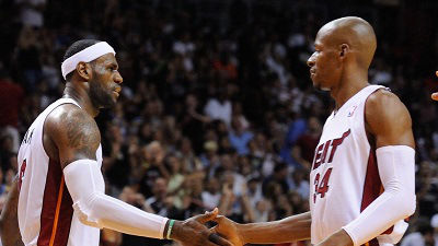 Lebron James and Ray Allen Reuniting?