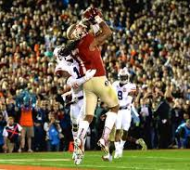 Florida State defeated Auburn to win the 2013 BCS National Championship (Getty Images)