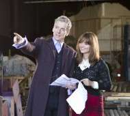 Doctor Who, The 12th Doctor, Peter Capaldi, Jenna Coleman