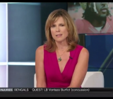 "Hannah Storm Gets Emotional and Asks ""What Does the NFL Stand For?"""