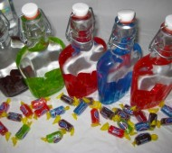 Gummy Bear and Jolly Rancher Vodka