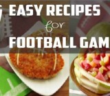 9 Easy Recipes That Score Big With Football Fans