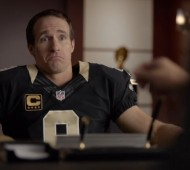 NFL Xbox Fantasy Football Drew Brees Commercial