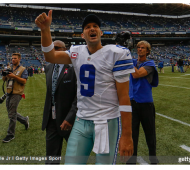 tony romo cowboys respect