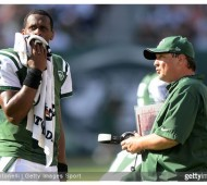 NFL: When To Bench A Starting Quarterback