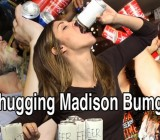 Katie Nolan Out-Chugs Madison Bumgarner By REALLY Drinking 6 Beers