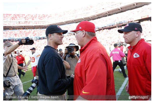 Why Jim Harbaugh Isn't Considered a Great Coach