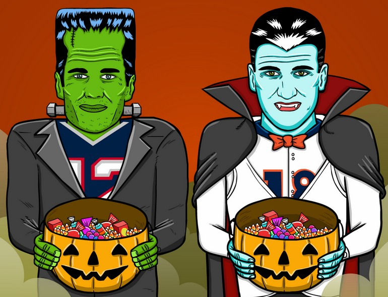 No Halloween Trickery In This Week's NFL Preview