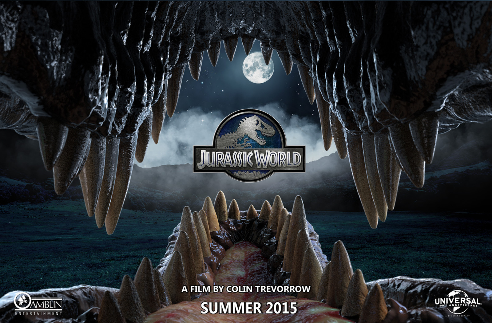 UPDATED: Jurassic World Releases First Trailer For New Movie