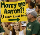 Hilarious Game Day Signs From Female Fans