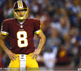 Which Quarterback Does Washington Turn To Now?