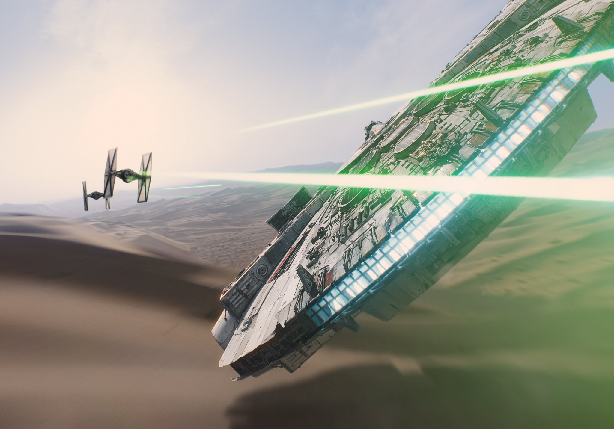 Everything We Know About Star Wars VII: The Force Awakens