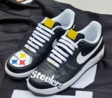 DIY: Custom NFL Sneakers Will Have You Ready for Game Day