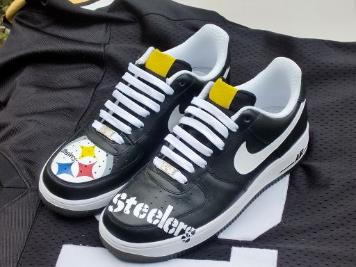e9ee8f5bafa DIY  Custom NFL Sneakers Will Have You Ready for Game Day