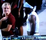 South Carolina's Trainer Gets Lady Boner Over Bruce Ellington