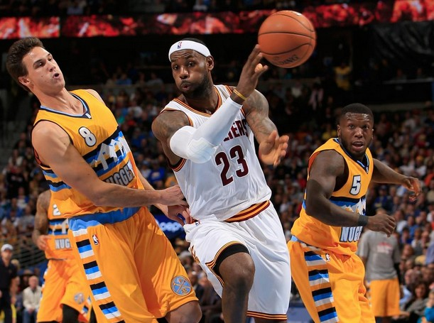 Why The Sky Isn't Falling For The Cleveland Cavaliers