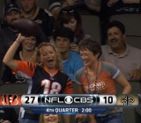 Was It Rude For The Saints Fan To Rip The Ball Away From Visiting Bengals Fan?