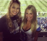 Girl Crush: Kelly Hall, Fiancé to Lions QB Matt Stafford