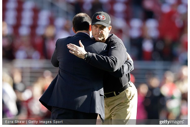With Harbaugh's departure, are the 49ers finished?