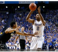 kentucky wildcats undefeated march madness