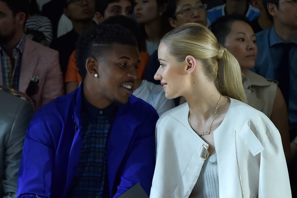 Great Girlfriend Award: Iggy Azalea gave Swaggy P a vintage Impala