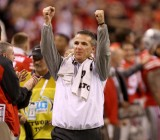 Urban Meyer is one of the top five highest paid college coaches