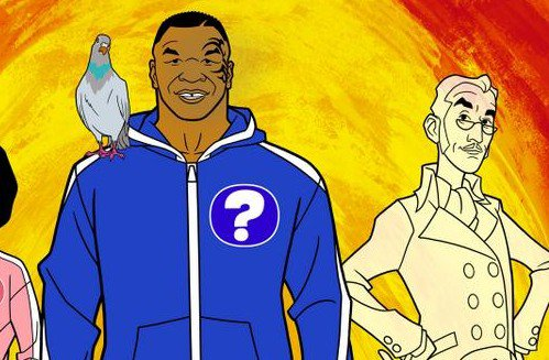 Mike Tyson, The Mike Tyson Mysteries