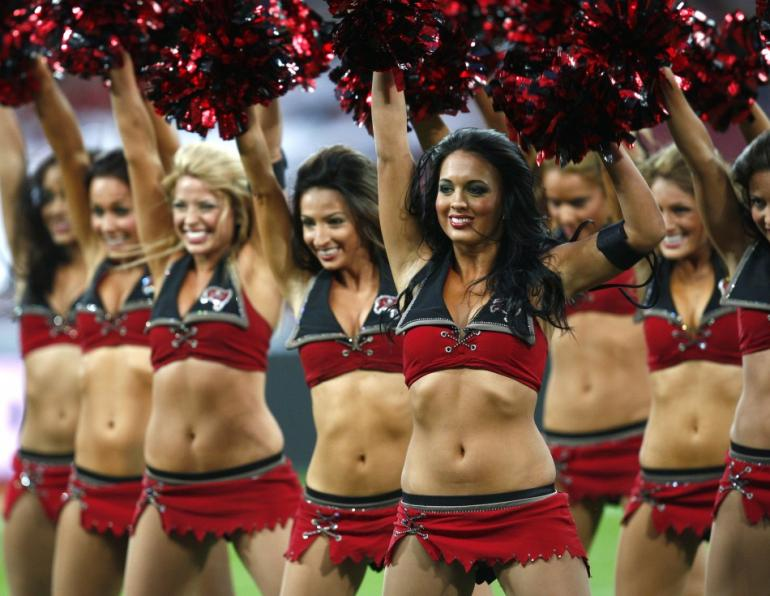 It's embarrassing how little NFL Cheerleaders are paid