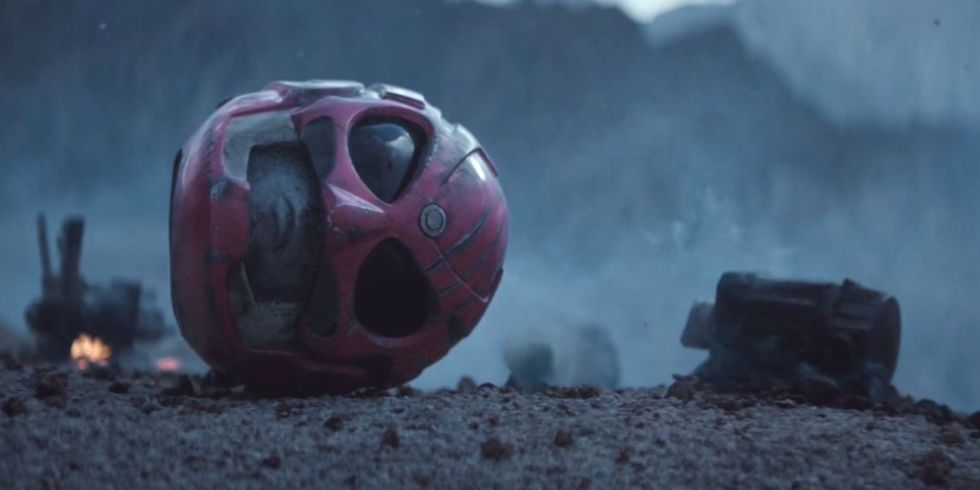 Power Rangers fan? Then you need to watch this R-rated short film [NSFW]