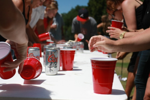 Why Survivor Flip Cup is the Best Kind of Flip Cup