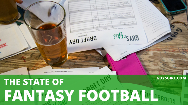More than 17 million women play fantasy football