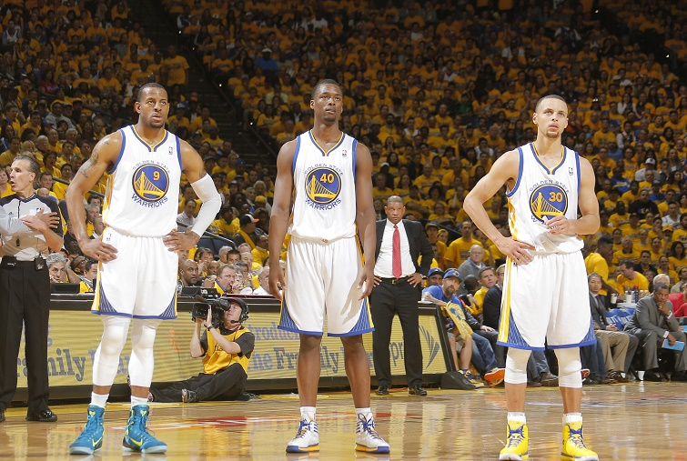 Are the Golden State Warriors the new NBA template?
