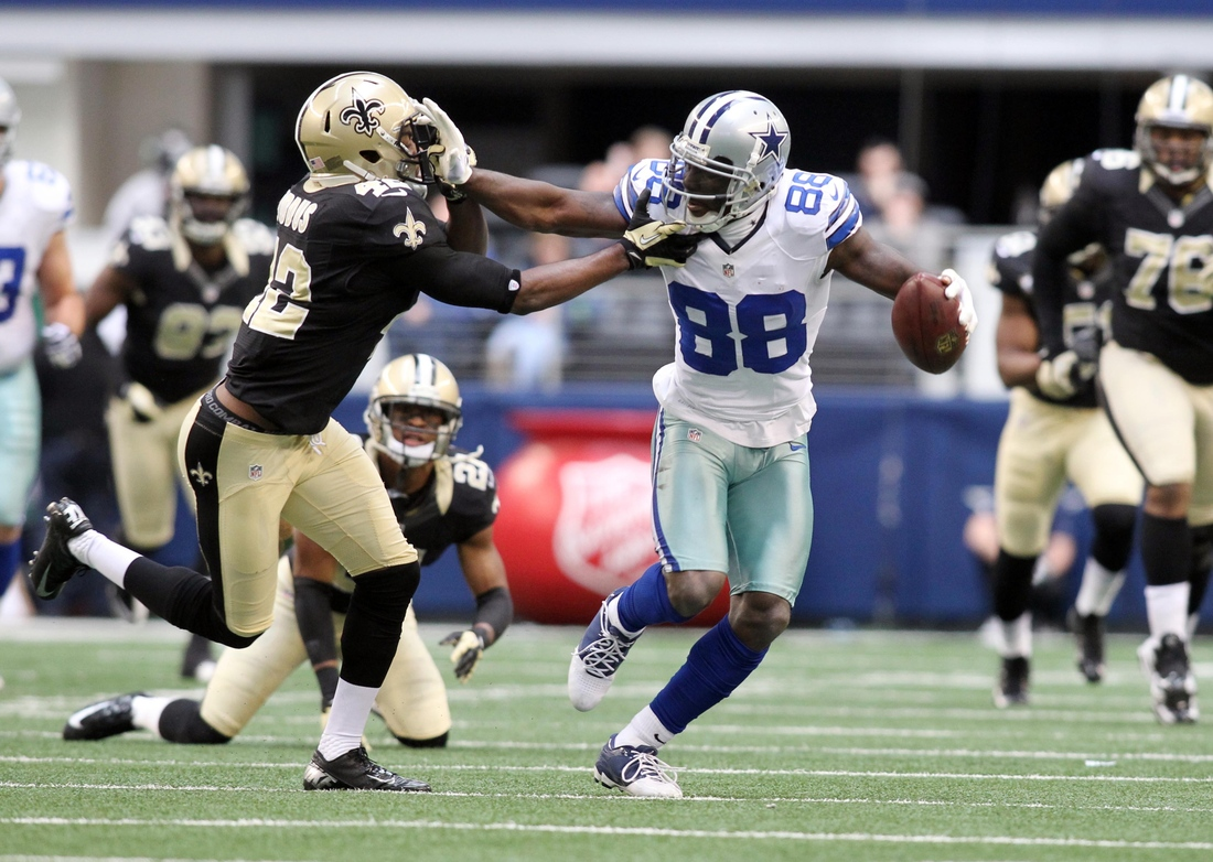 Top 10 fantasy football wide receivers in 2015