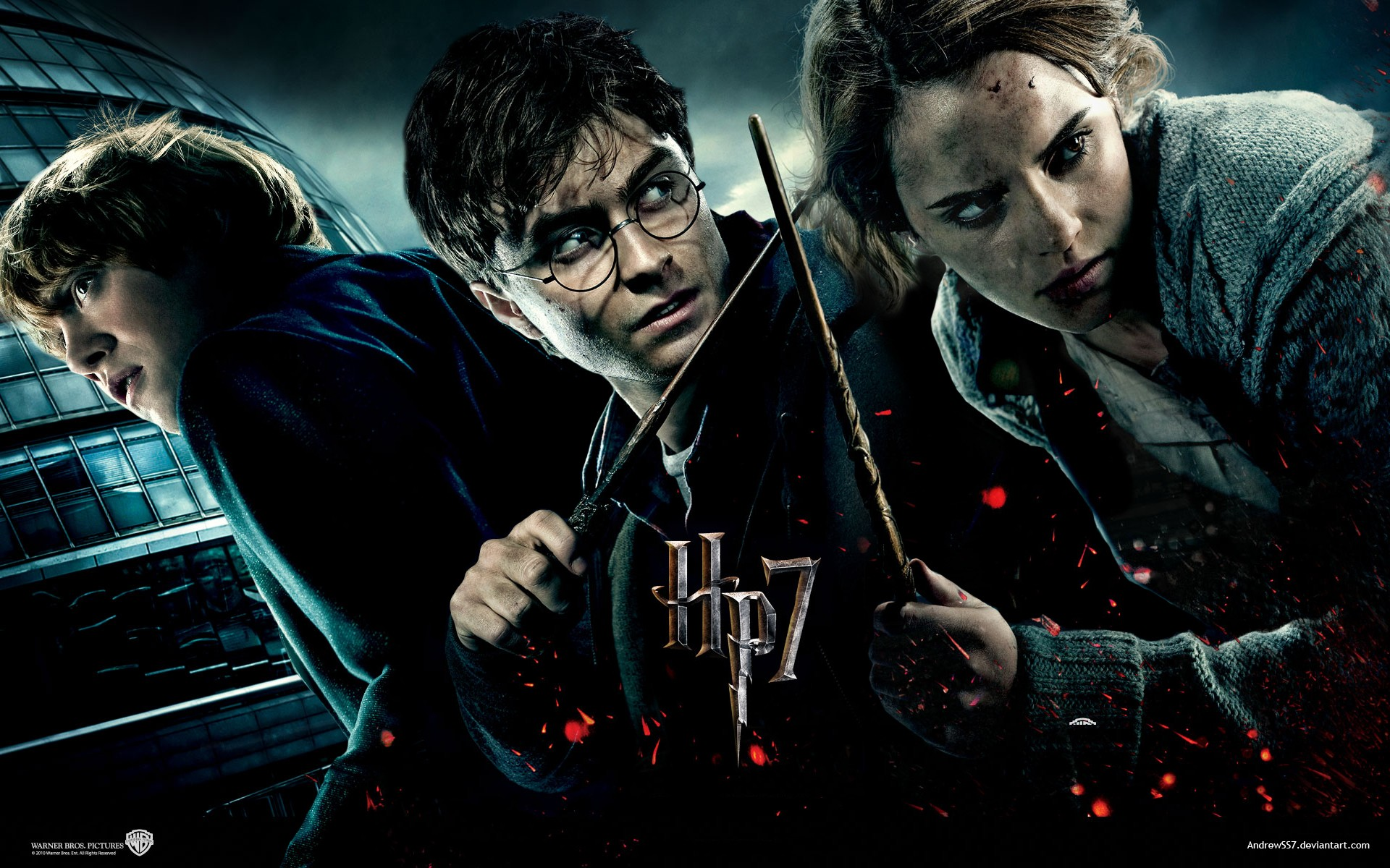 I hated the Harry Potter movie franchise. But then I binge-watched all 8 movies