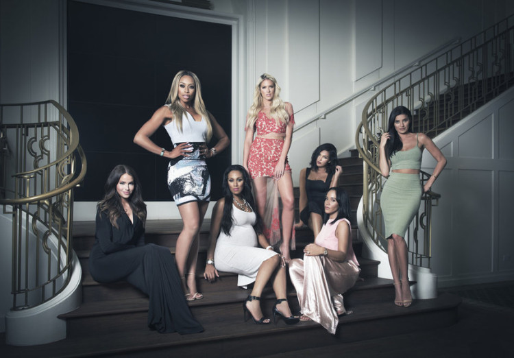 E! launches another eye-rolling reality show called WAGs