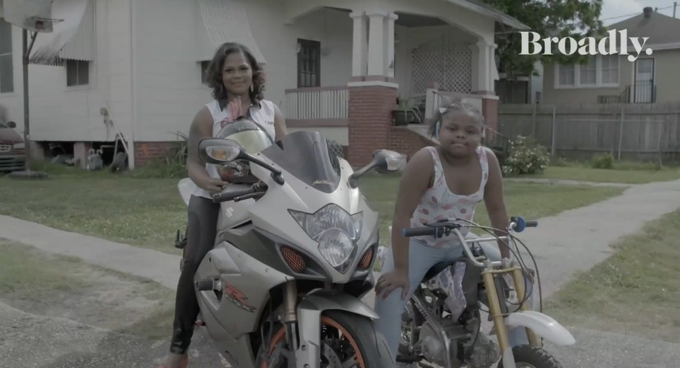 Meet Caramel Curves, New Orleans's all-female biker gang