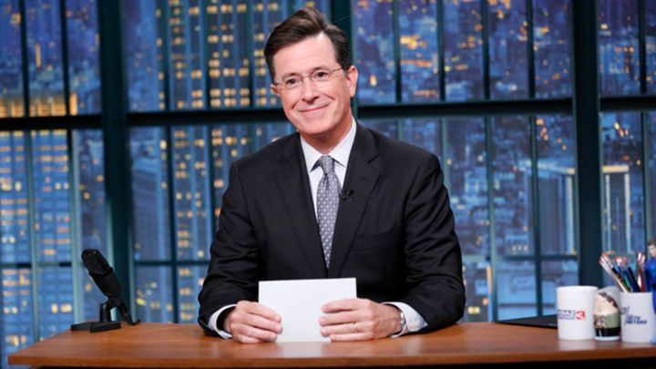 I'm excited for The Late Show with Stephen Colbert and you should be too