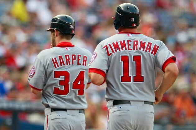 The Washington Nationals are baseball's biggest disappointment