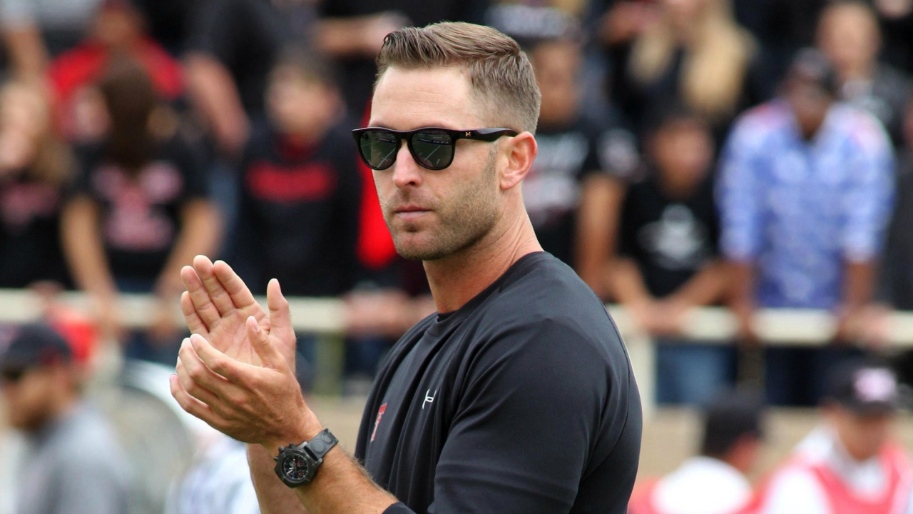 FRISCO There still isnt much clarity to the winner of Texas Techs threepronged quarterback battle Even head coach Kliff Kingsbury doesnt