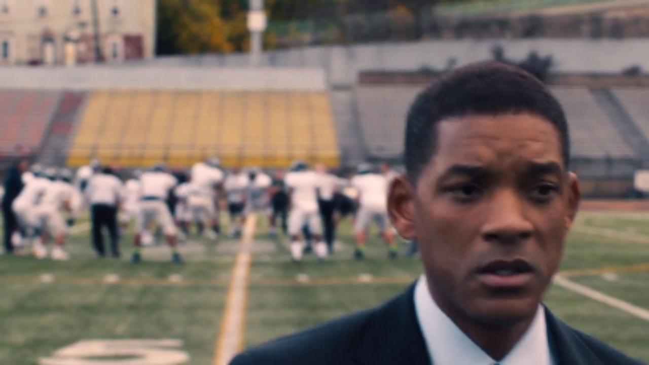 Will Smith's new Concussion movie trailer should make the NFL nervous