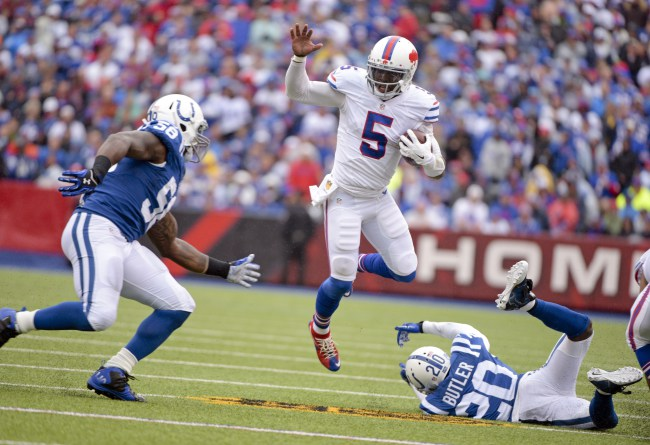 The Buffalo Bills are the NFL's most impressive team
