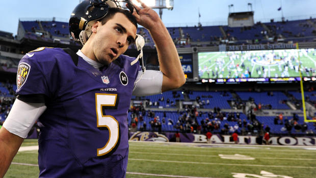 NFL 2015 preview: Joe Flacco, Ravens to the Super Bowl