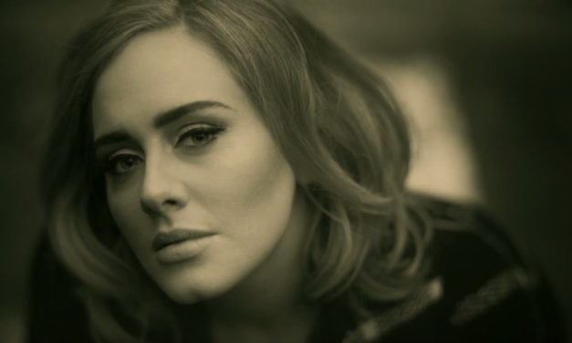 Watch and listen to Adele's first single in three years