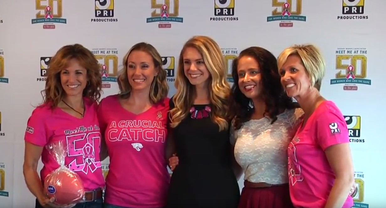 Recapping 'Meet Me At The 50' with Suzy Kolber