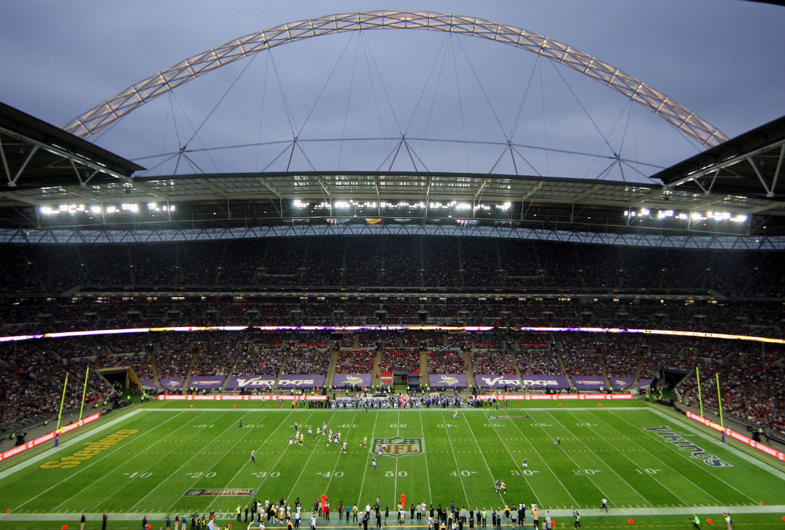The NFL in New York and London: A tale of two cities