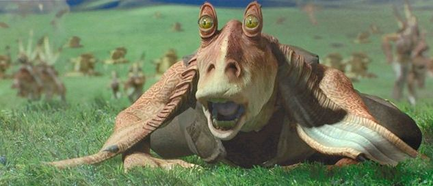 Reddit user thinks Jar Jar Binks is a Sith Lord and… it's not crazy