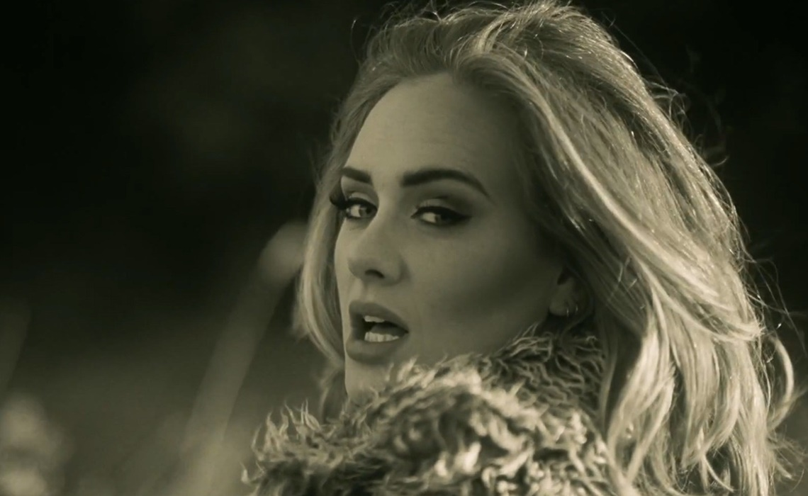 "Adele's ""Hello"" gained her at least one new fan"